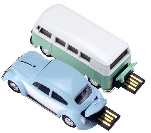 volkswagen kombi 16gb usb drive green volkswagen memorabilia. Black Bedroom Furniture Sets. Home Design Ideas