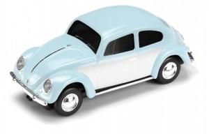 USB Beetle Blue